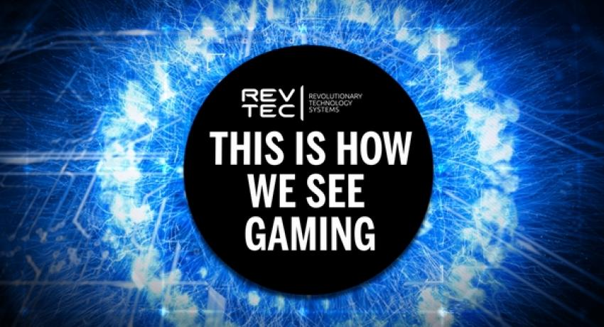 This is how we see gaming!